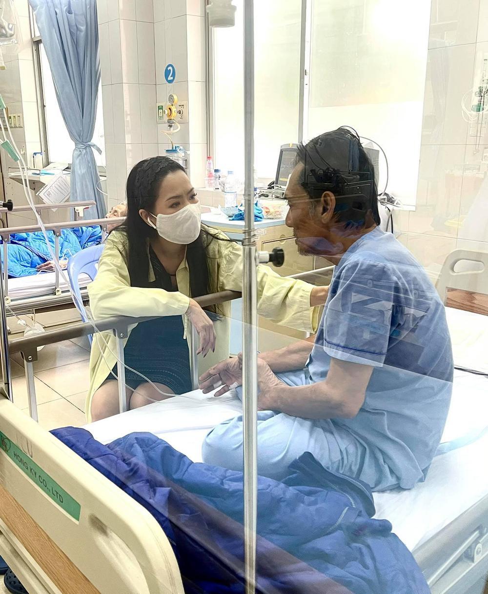 Trịnh Kim Chi công bố quỹ quyên góp hơn 200 triệu đồng: NS Thương Tín sẽ có thể hồi phục sau bạo bệnh Ảnh 8