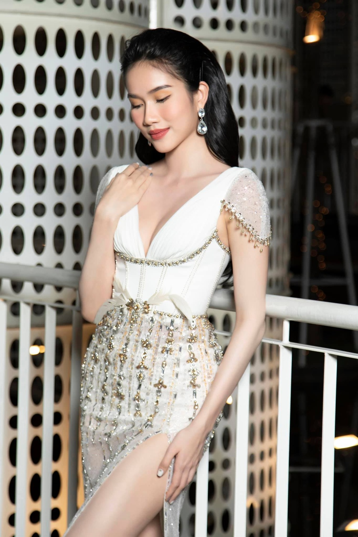 Phương Anh được Missosology dự đoán giành ngôi vị á hậu 1 Hoa hậu Quốc tế 2021 Ảnh 9