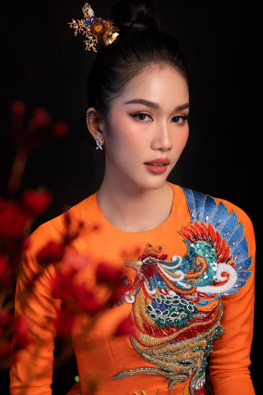 Phương Anh được Missosology dự đoán giành ngôi vị á hậu 1 Hoa hậu Quốc tế 2021 Ảnh 2