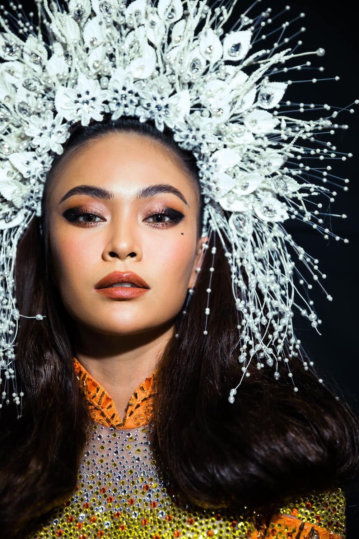 Sức hút mạnh mẽ của 7 hoa hậu 9X độc thân: Minh Tú - Hoàng Thùy - H'Hen Niê xứng danh chiến binh sắc đẹp Ảnh 9