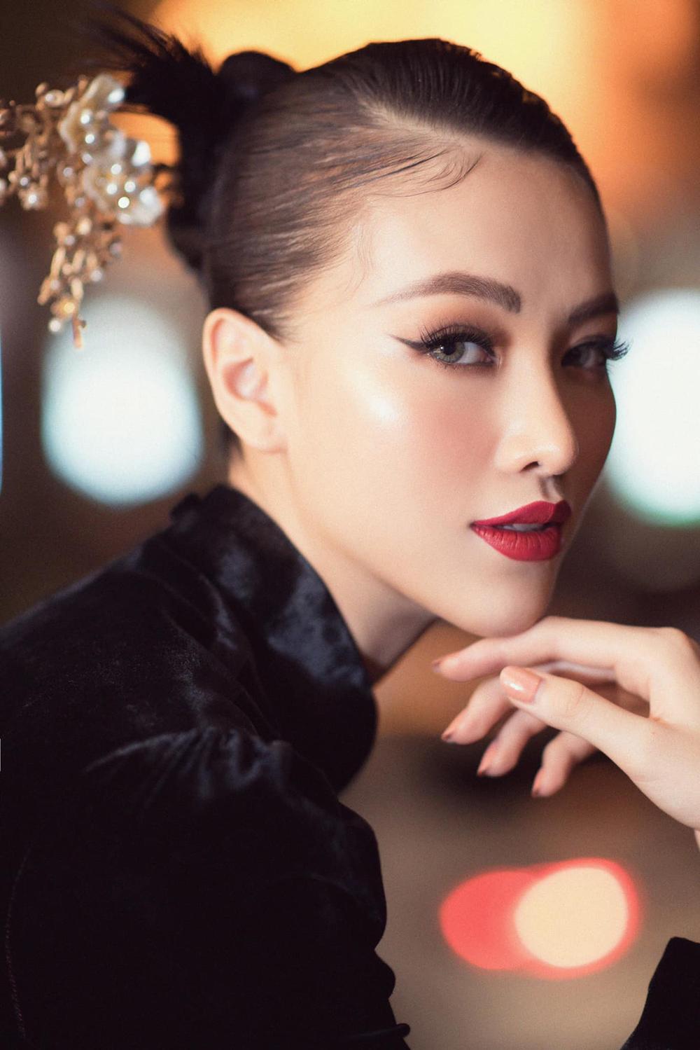 Sức hút mạnh mẽ của 7 hoa hậu 9X độc thân: Minh Tú - Hoàng Thùy - H'Hen Niê xứng danh chiến binh sắc đẹp Ảnh 13