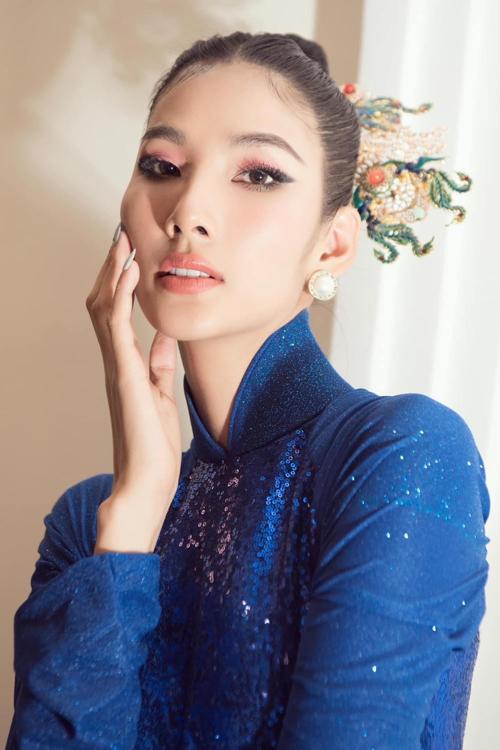 Sức hút mạnh mẽ của 7 hoa hậu 9X độc thân: Minh Tú - Hoàng Thùy - H'Hen Niê xứng danh chiến binh sắc đẹp Ảnh 5
