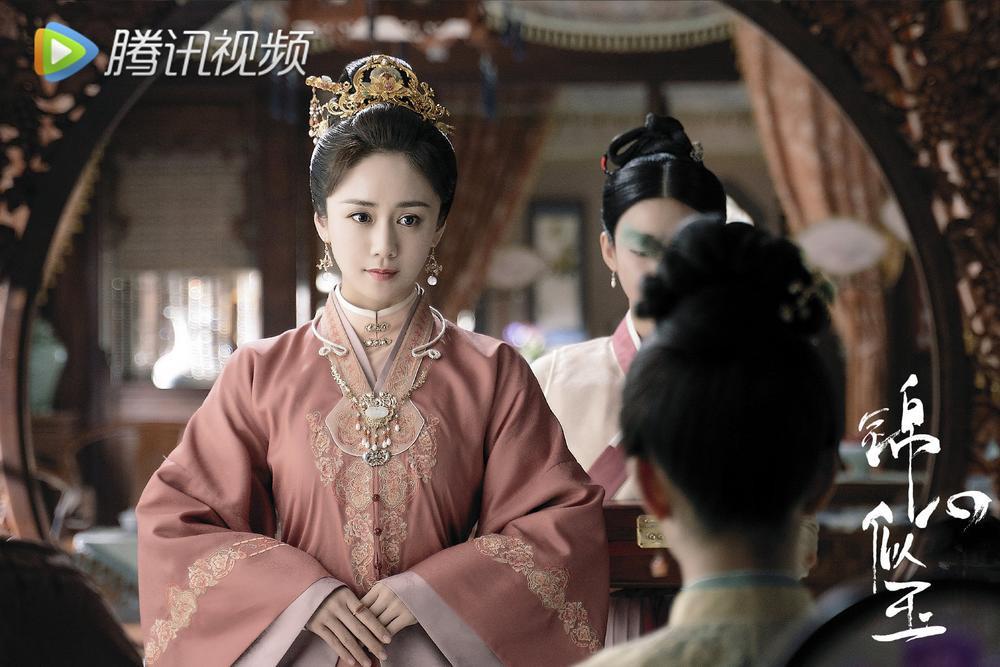 Đàm Tùng Vận diễn một màu, Chung Hán Lương bị chê 'già nua' khiến khán giả ngán ngẫm - Cẩm Tâm Tựa Ngọc Ảnh 8