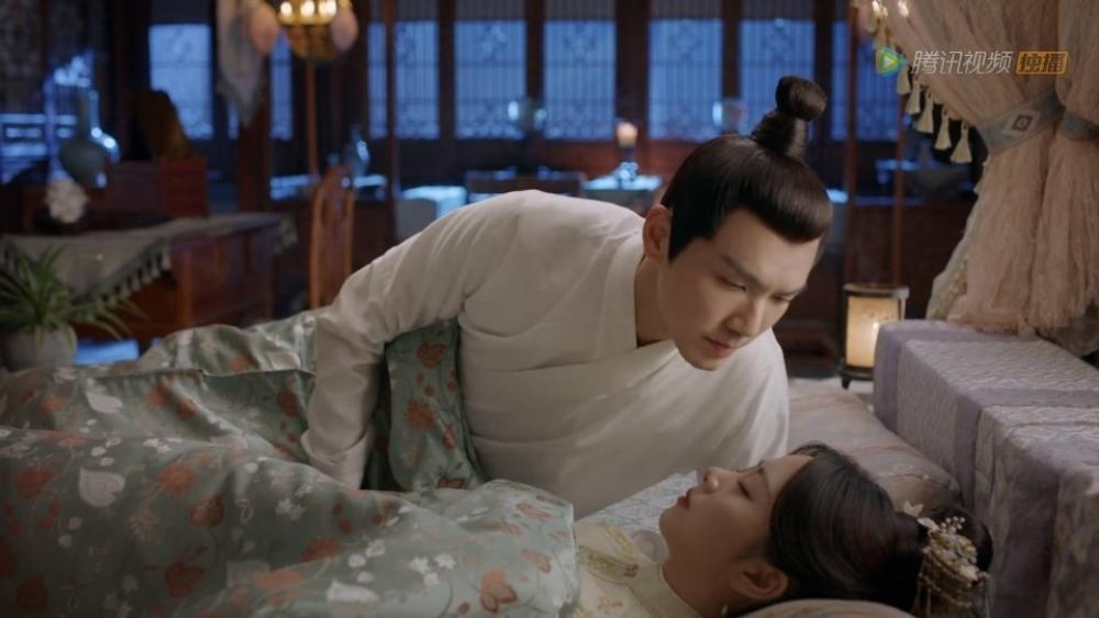 Đàm Tùng Vận diễn một màu, Chung Hán Lương bị chê 'già nua' khiến khán giả ngán ngẫm - Cẩm Tâm Tựa Ngọc Ảnh 5
