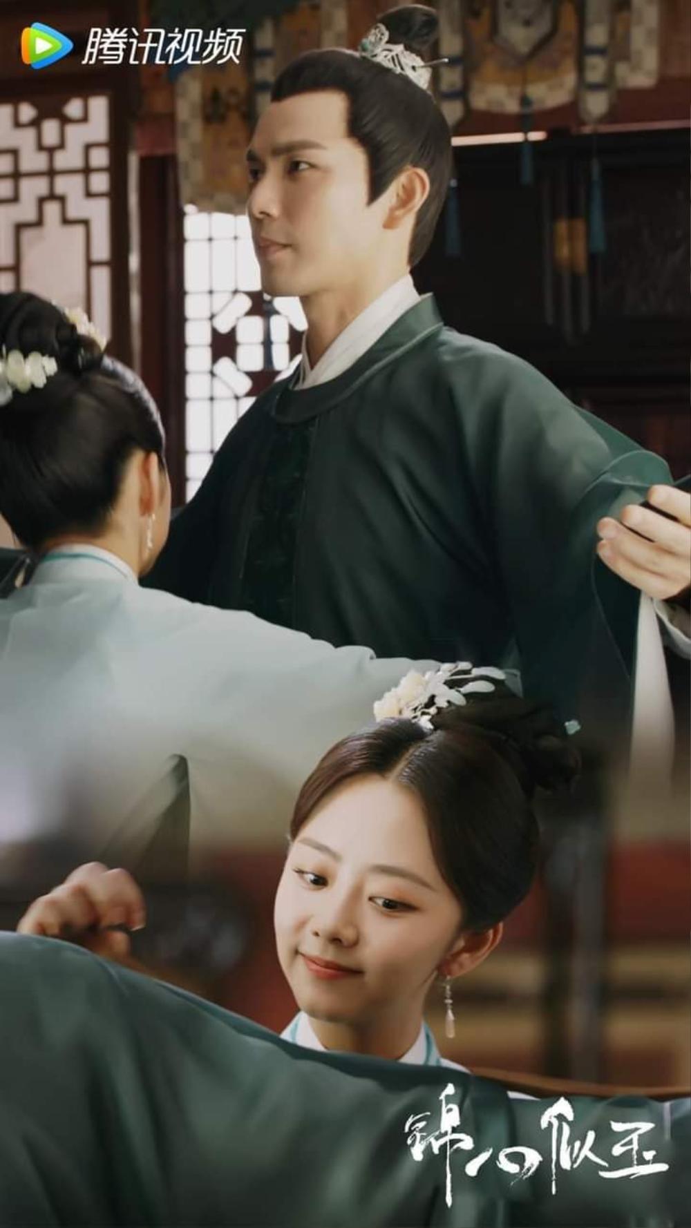 Đàm Tùng Vận diễn một màu, Chung Hán Lương bị chê 'già nua' khiến khán giả ngán ngẫm - Cẩm Tâm Tựa Ngọc Ảnh 12