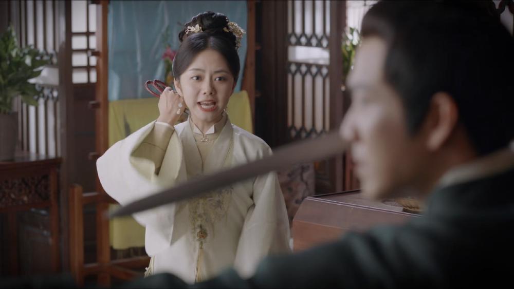 Đàm Tùng Vận diễn một màu, Chung Hán Lương bị chê 'già nua' khiến khán giả ngán ngẫm - Cẩm Tâm Tựa Ngọc Ảnh 4
