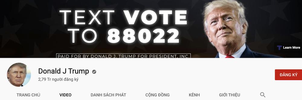 YouTube sẽ khôi phục тàι khoản của ċựυ Tổng thống Mỹ Donald Trump nḧưng với một điều kiện Ảnh 2