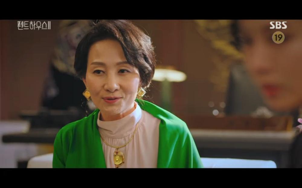'Penthouse 2' tập 5: Ha Eun Byul thẳng tay giết Bae Rona Ảnh 5
