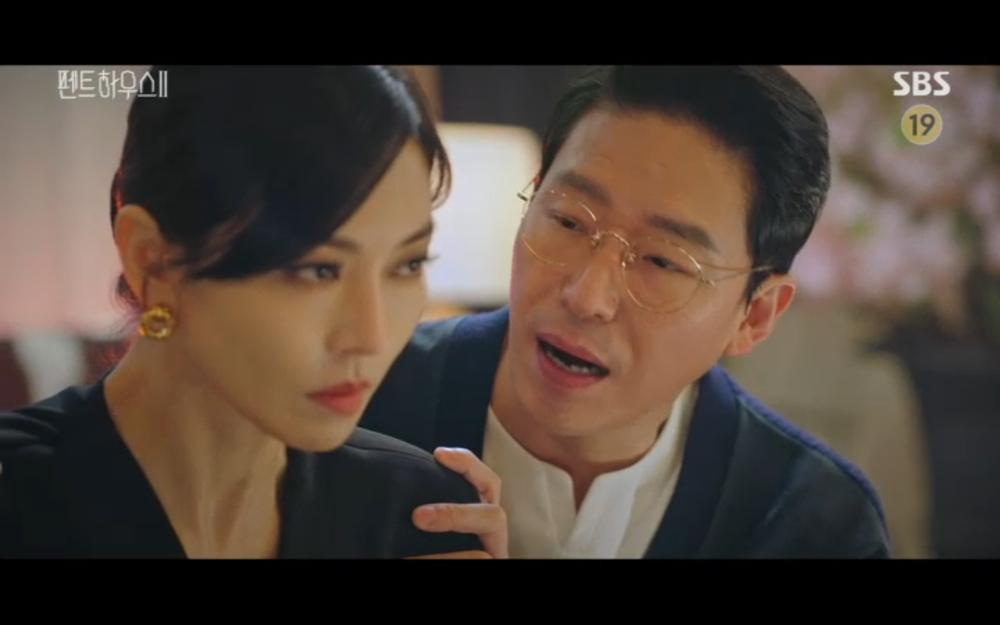 'Penthouse 2' tập 5: Ha Eun Byul thẳng tay giết Bae Rona Ảnh 8