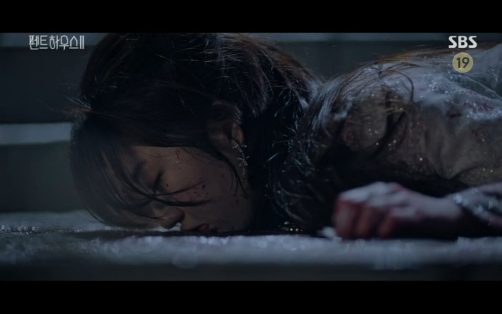 'Penthouse 2' tập 5: Ha Eun Byul thẳng tay giết Bae Rona Ảnh 39