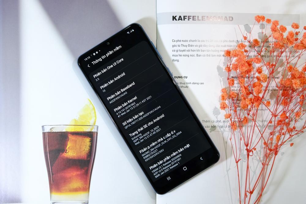 Điểm danh 5 tính năng đáng chú ý trên Galaxy A02 Ảnh 9