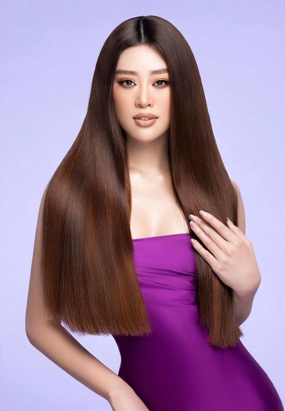 Vượt mặt á hậu Miss World, mỹ nhân da màu Jeanette Akua đại diện Anh đối đầu Khánh Vân tại Miss Universe Ảnh 10