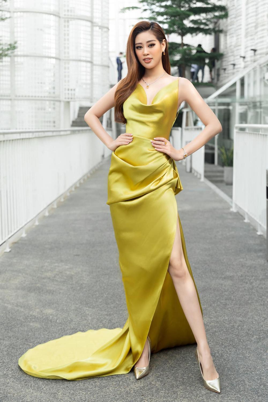 Vượt mặt á hậu Miss World, mỹ nhân da màu Jeanette Akua đại diện Anh đối đầu Khánh Vân tại Miss Universe Ảnh 11