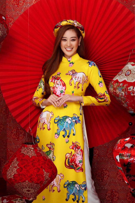 Vượt mặt á hậu Miss World, mỹ nhân da màu Jeanette Akua đại diện Anh đối đầu Khánh Vân tại Miss Universe Ảnh 13