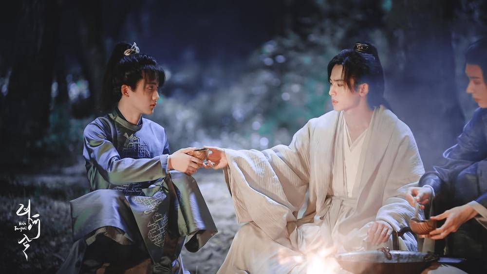 Fan soi ra bằng chứng xác minh Ôn Khách Hành - Chu Tử Thư và Thành Lĩnh đích thị là người một nhà Ảnh 10