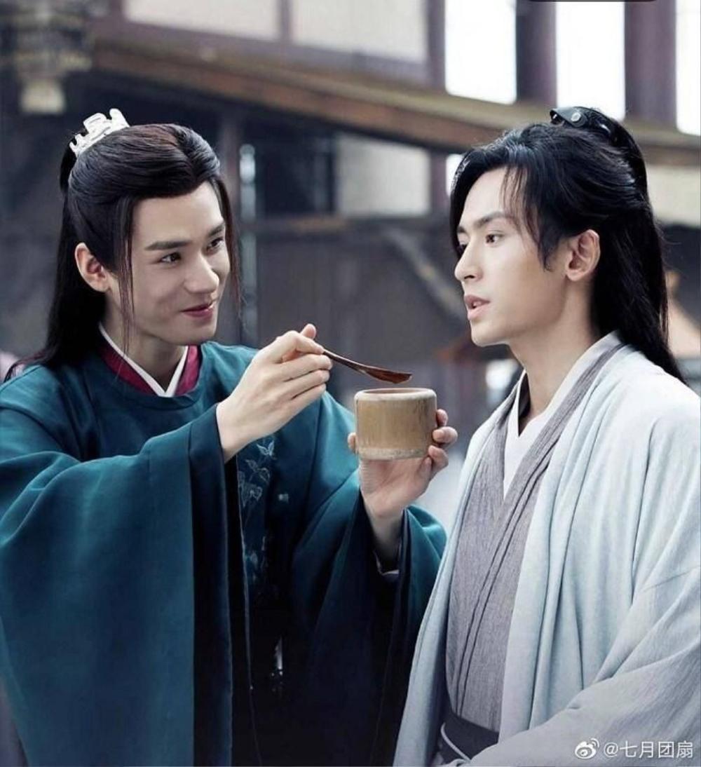 Fan soi ra bằng chứng xác minh Ôn Khách Hành - Chu Tử Thư và Thành Lĩnh đích thị là người một nhà Ảnh 2