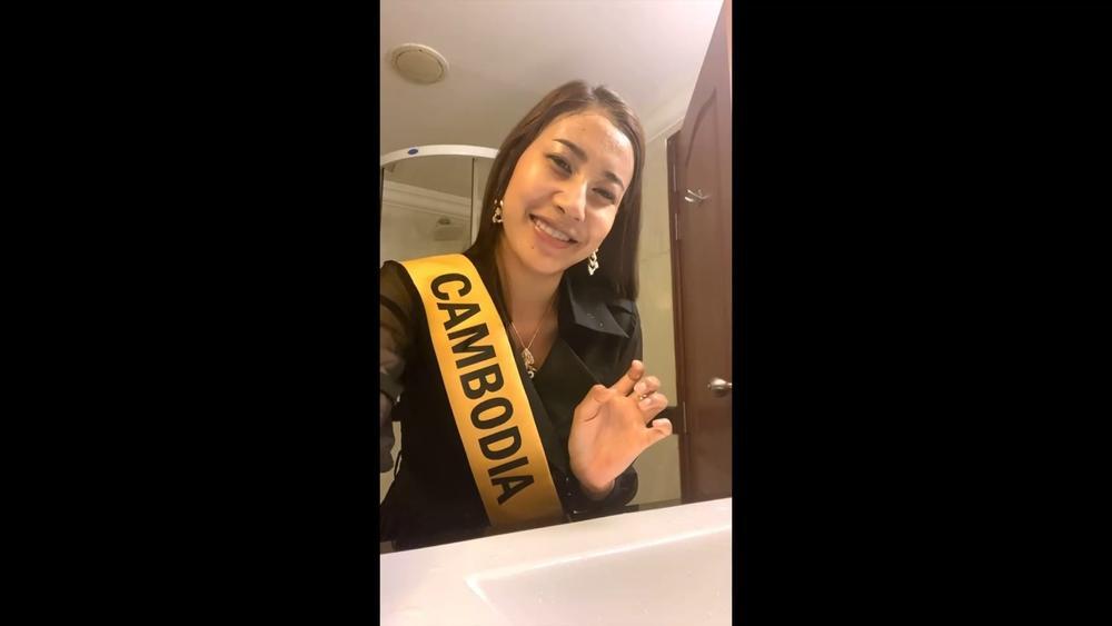 Phần thi mặt mộc Miss Grand: Ngọc Thảo rạng rỡ dù không son phấn, đối thủ Indonesia make-up quá đà Ảnh 7