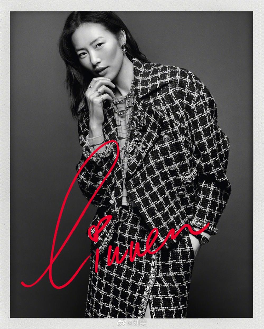 Dù phá dáng hàng hiệu, Tống Thiến vẫn dự show Chanel cùng cặp đôi vàng G-Dragon & Jennie Ảnh 3