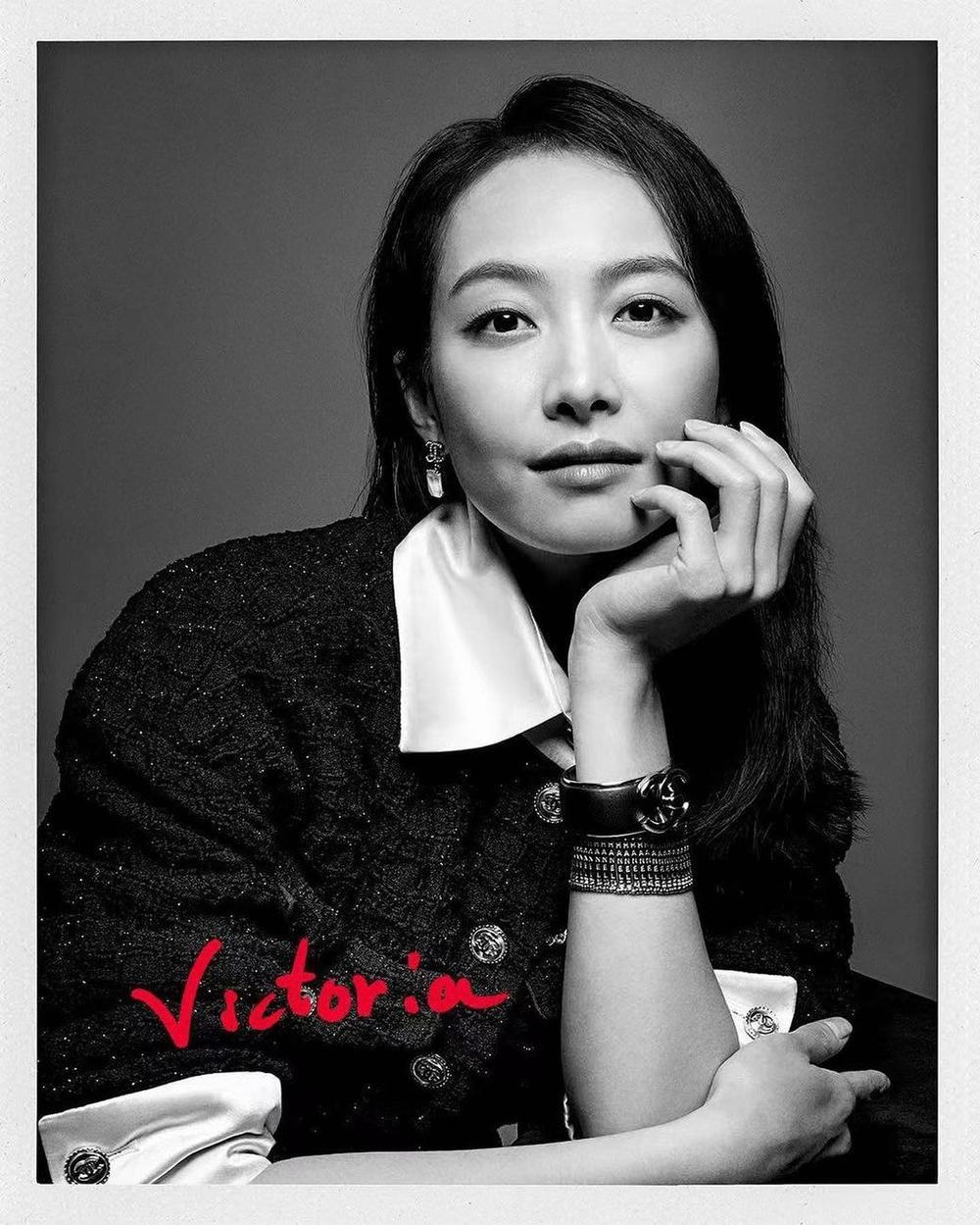 Dù phá dáng hàng hiệu, Tống Thiến vẫn dự show Chanel cùng cặp đôi vàng G-Dragon & Jennie Ảnh 1