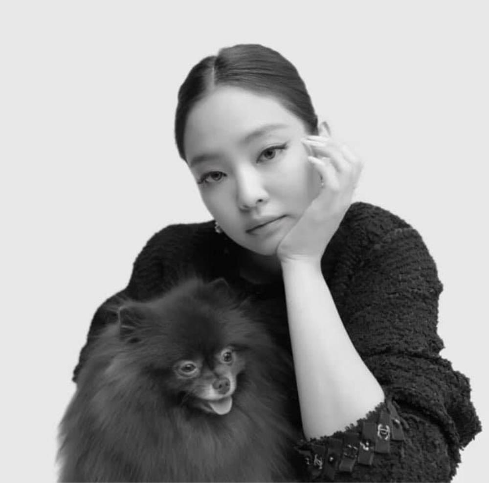 Dù phá dáng hàng hiệu, Tống Thiến vẫn dự show Chanel cùng cặp đôi vàng G-Dragon & Jennie Ảnh 7