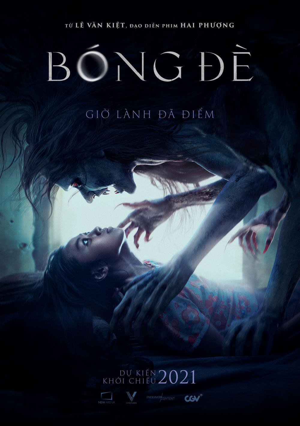 Sau 'Thiên linh cái', Quang Tuấn lại sống trong ngôi nhà ma ám trong phim kinh dị 'Bóng đè' Ảnh 15