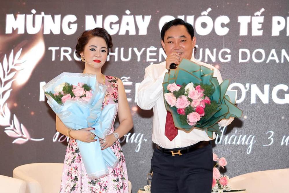 Vợ ông Dũng 'lò vôi' Nguyễn Phương Hằng chính thức làm việc với cơ quan công an vụ 'lương y' Võ Hoàng Yên Ảnh 3