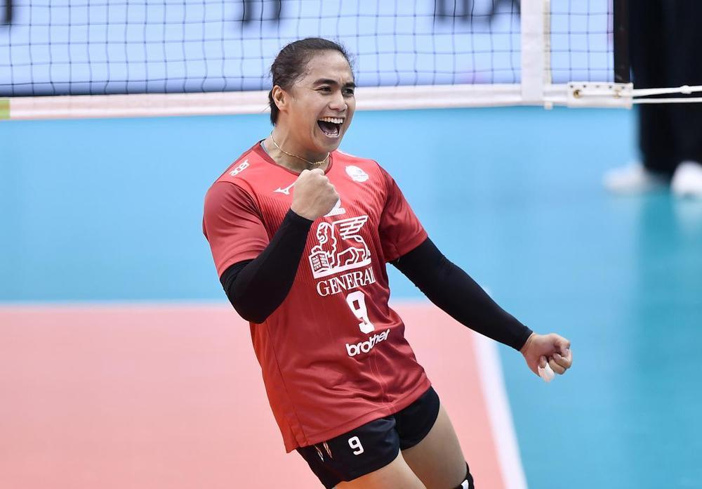 Cựu tuyển thủ bóng chuyền nữ Indonesia được xác nhận là đàn ông Ảnh 2