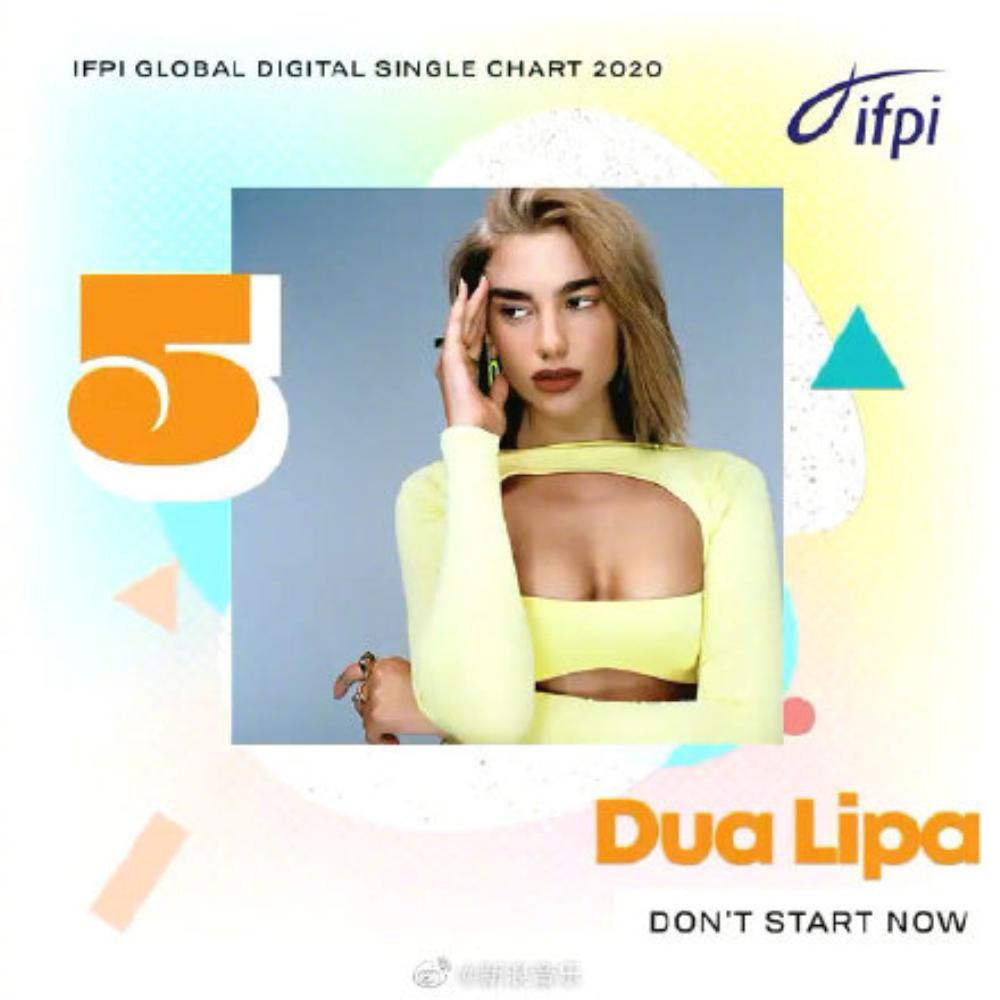 Top 10 đĩa đơn bán chạy nhất toàn cầu 2020: Tiêu Chiến 'vượt mặt' BTS! Ảnh 10