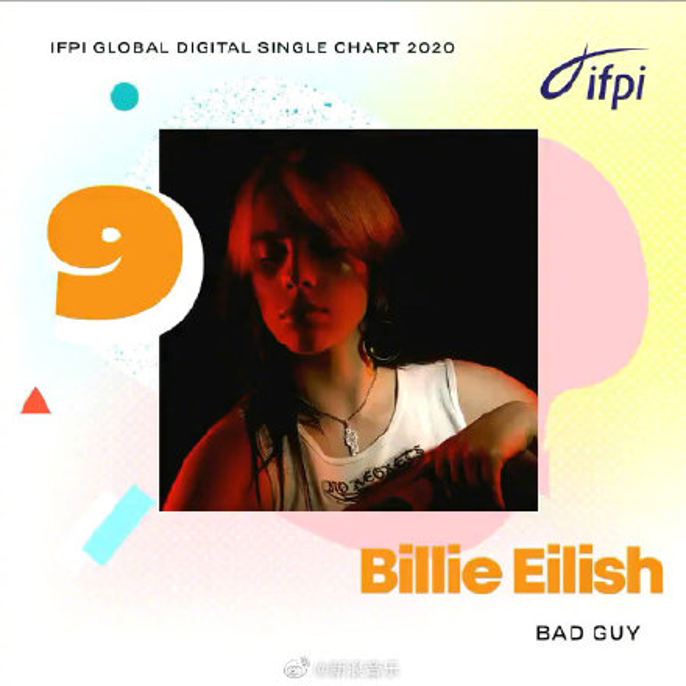 Top 10 đĩa đơn bán chạy nhất toàn cầu 2020: Tiêu Chiến 'vượt mặt' BTS! Ảnh 14