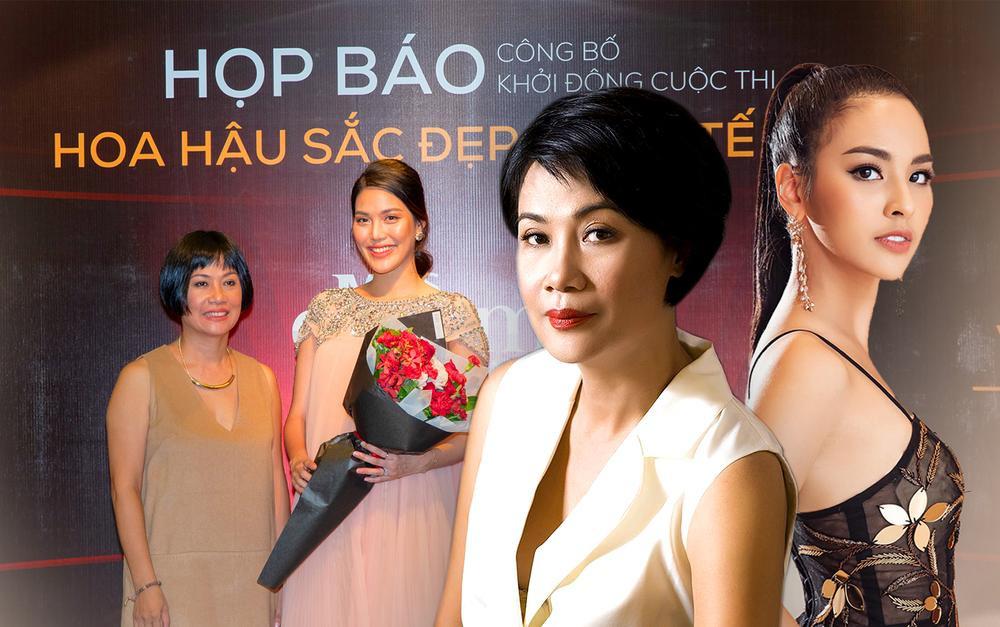 Trưởng Ban giám khảo Miss Charm: 'Cho phép phẫu thuật thẩm mỹ để tránh bỏ phí những nhan sắc nổi bật' Ảnh 1