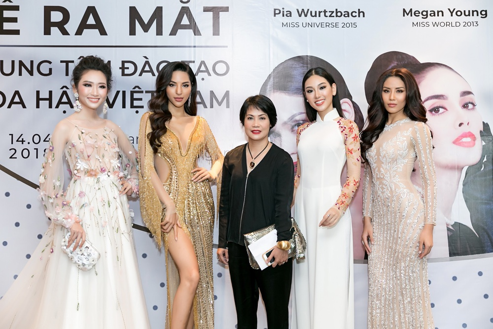 Trưởng Ban giám khảo Miss Charm: 'Cho phép phẫu thuật thẩm mỹ để tránh bỏ phí những nhan sắc nổi bật' Ảnh 4