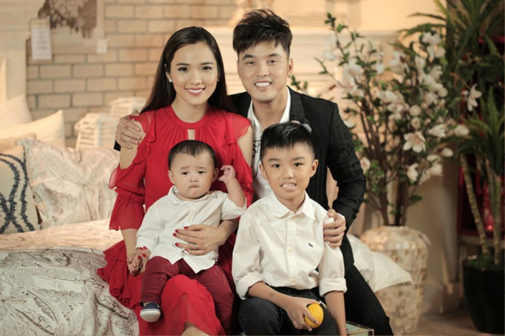Cư dân mạng tranh cãi về cách dạy con của vợ Ưng Hoàng Phúc Ảnh 2