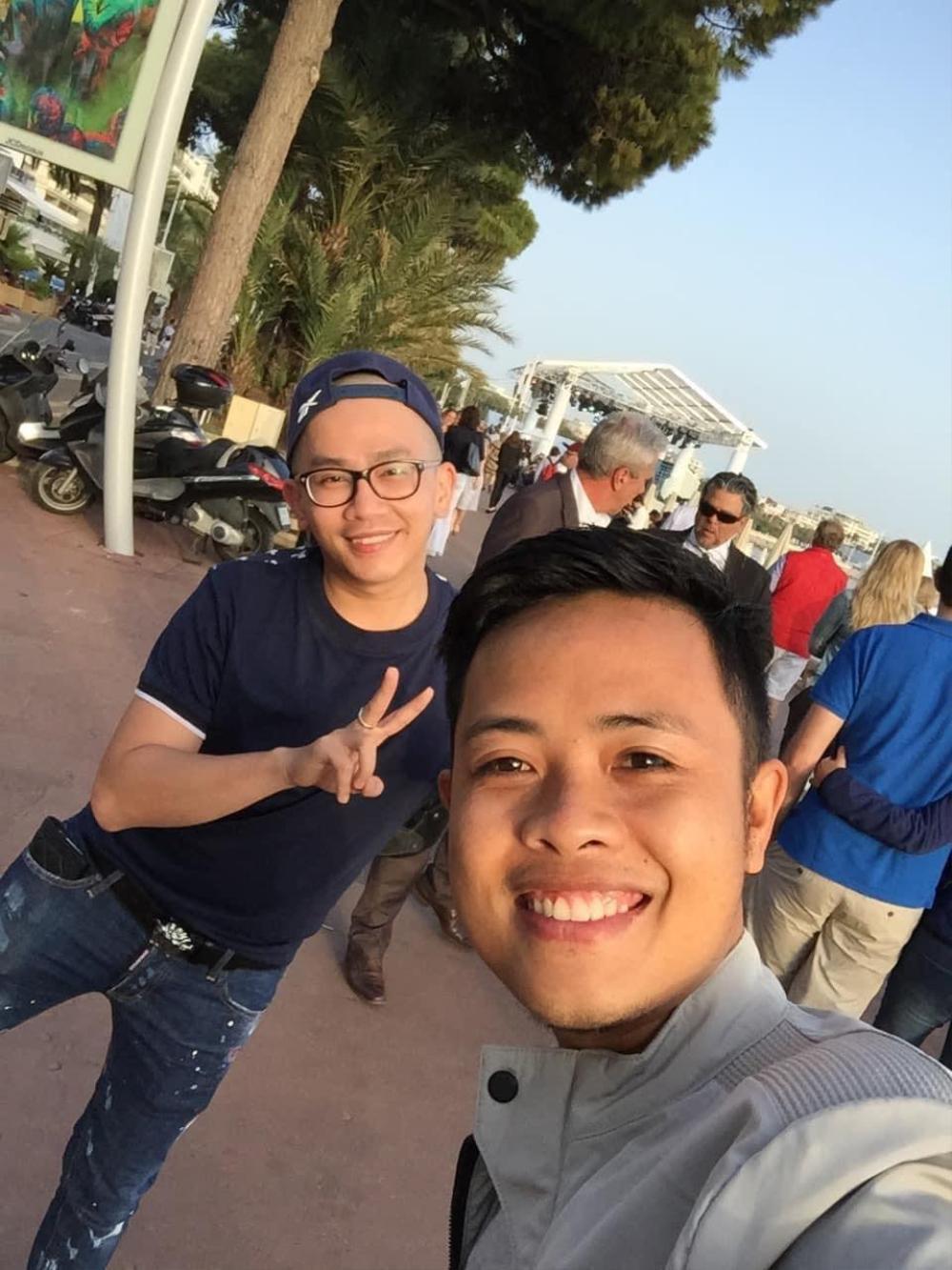 Phan Minh Lộc được yêu quý vì tận tâm với nghề: Chạy theo xe để dặm phấn cho Lý Nhã Kỳ tại LHP Cannes Ảnh 3
