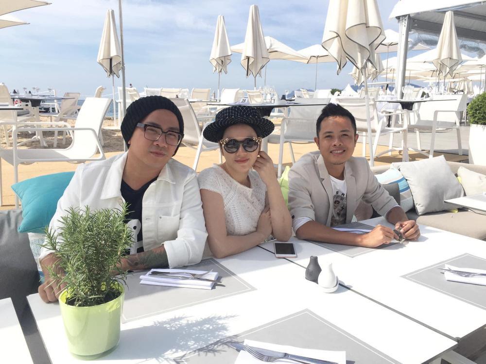 Phan Minh Lộc được yêu quý vì tận tâm với nghề: Chạy theo xe để dặm phấn cho Lý Nhã Kỳ tại LHP Cannes Ảnh 5