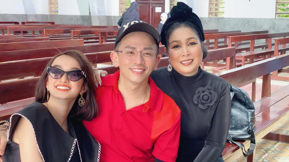 NSND Hồng Vân: 'Phan Minh Lộc hiếu thảo và quá giỏi, không liên lạc được mà không biết cậu ấy mất rồi' Ảnh 1