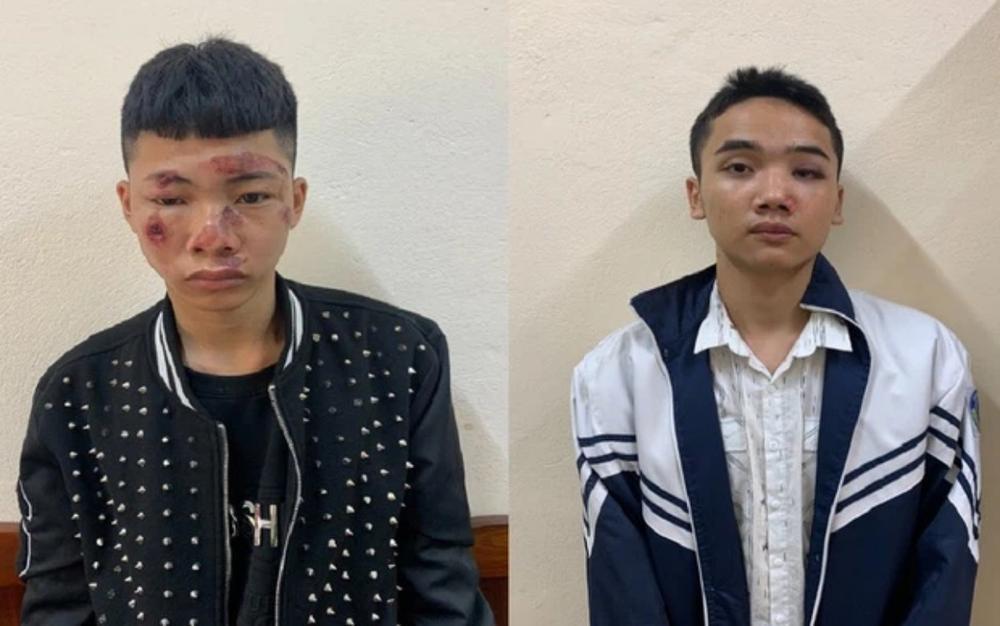 Vĩnh Phúc: Chiến sĩ CSGT bị 2 thiếu niên 17 tuổi vít ga xe máy tông gãy xương chân tay và xương gò má Ảnh 1