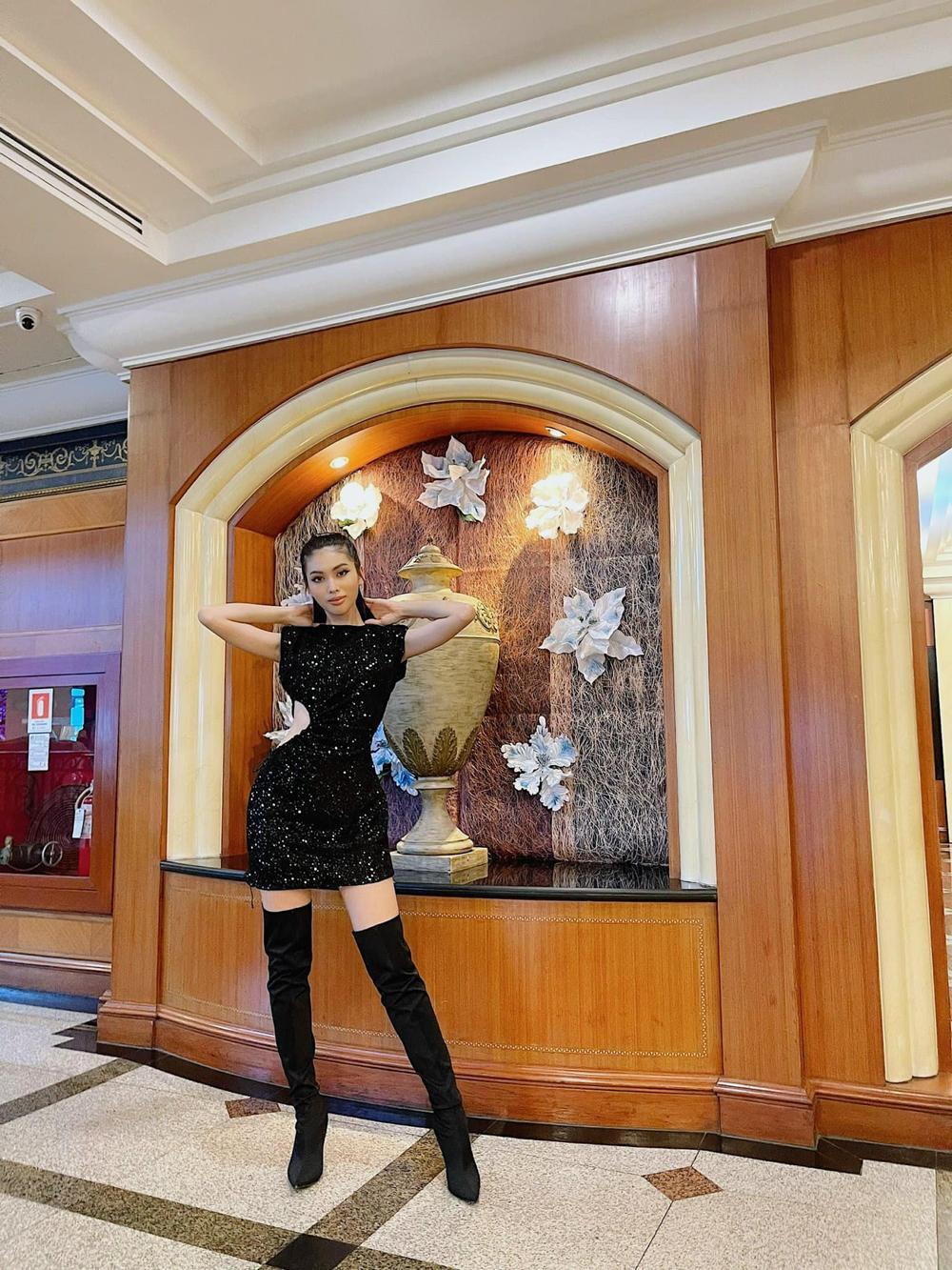 Vắng mặt trong Top 11 của Global Beauties: Ngọc Thảo cần bứt phá ở chặng đua tiếp theo tại Miss Grand? Ảnh 5