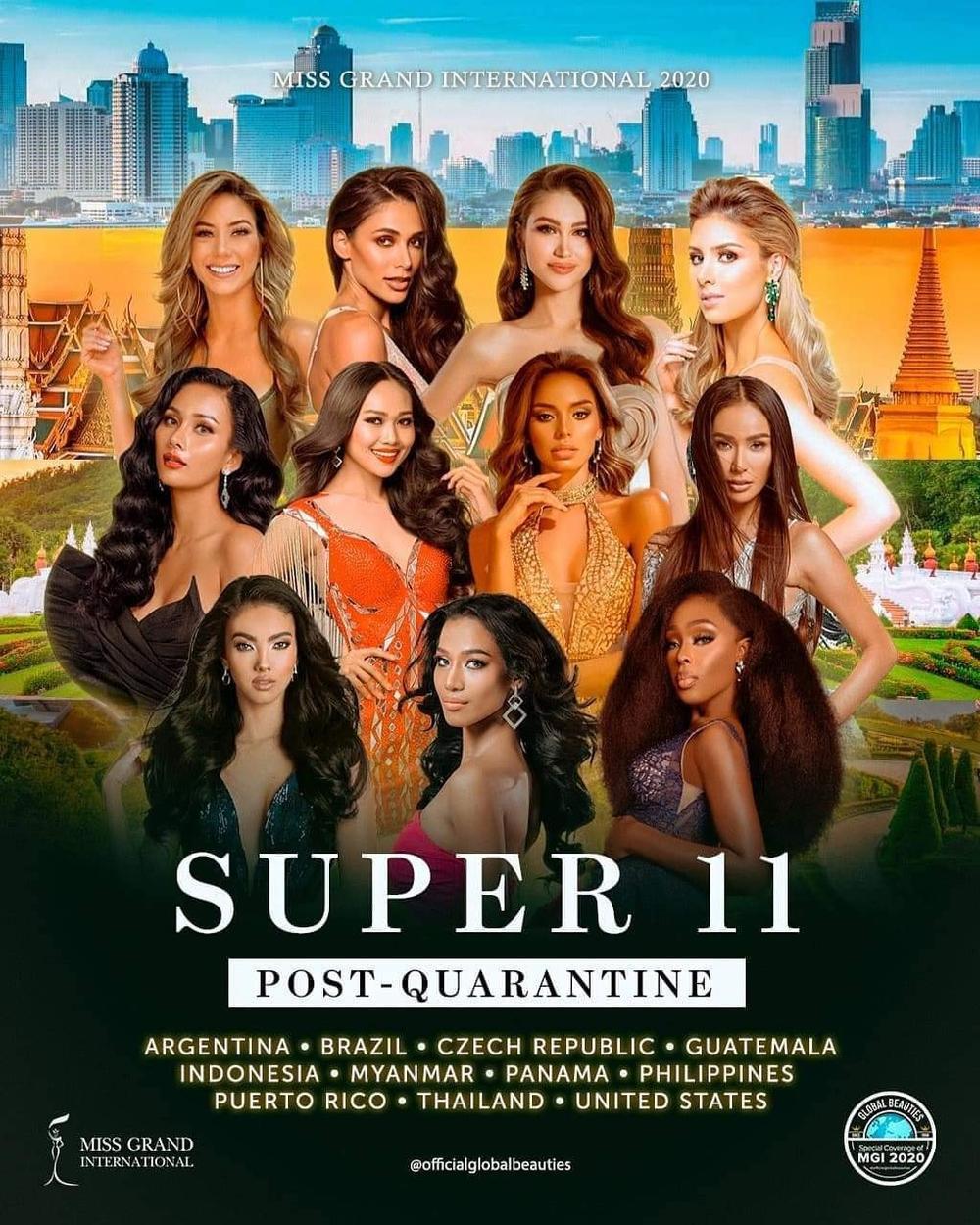 Vắng mặt trong Top 11 của Global Beauties: Ngọc Thảo cần bứt phá ở chặng đua tiếp theo tại Miss Grand? Ảnh 6