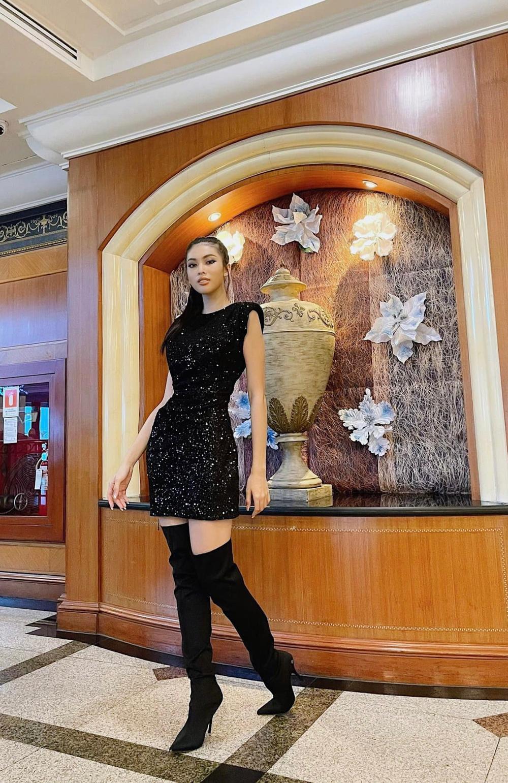 Vắng mặt trong Top 11 của Global Beauties: Ngọc Thảo cần bứt phá ở chặng đua tiếp theo tại Miss Grand? Ảnh 3