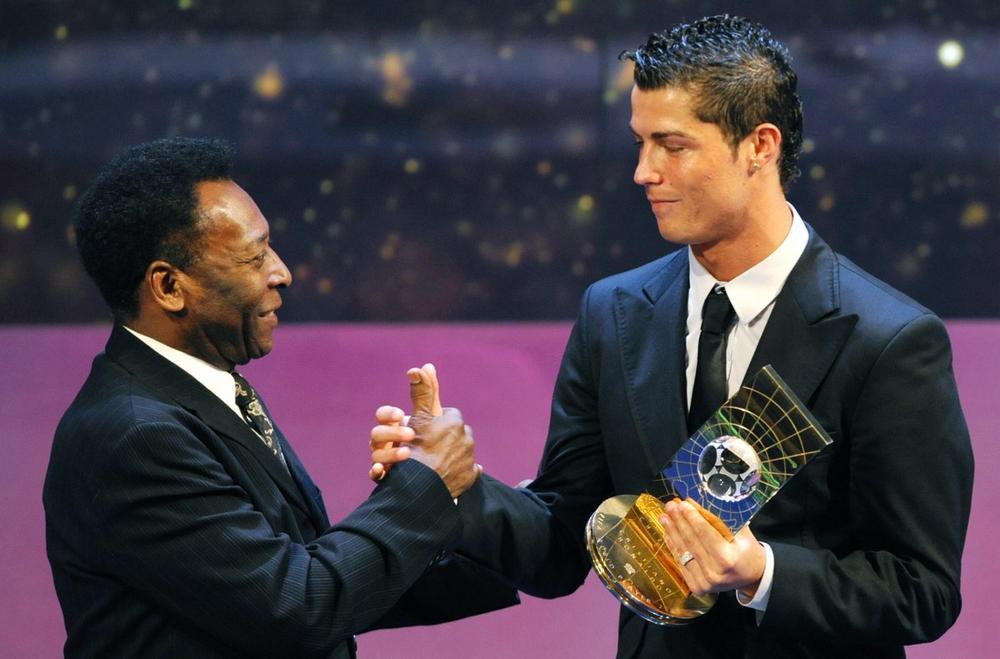 Ronaldo chính thức xô đổ kỷ lục vĩ đại của 'Vua bóng đá' Pele Ảnh 2