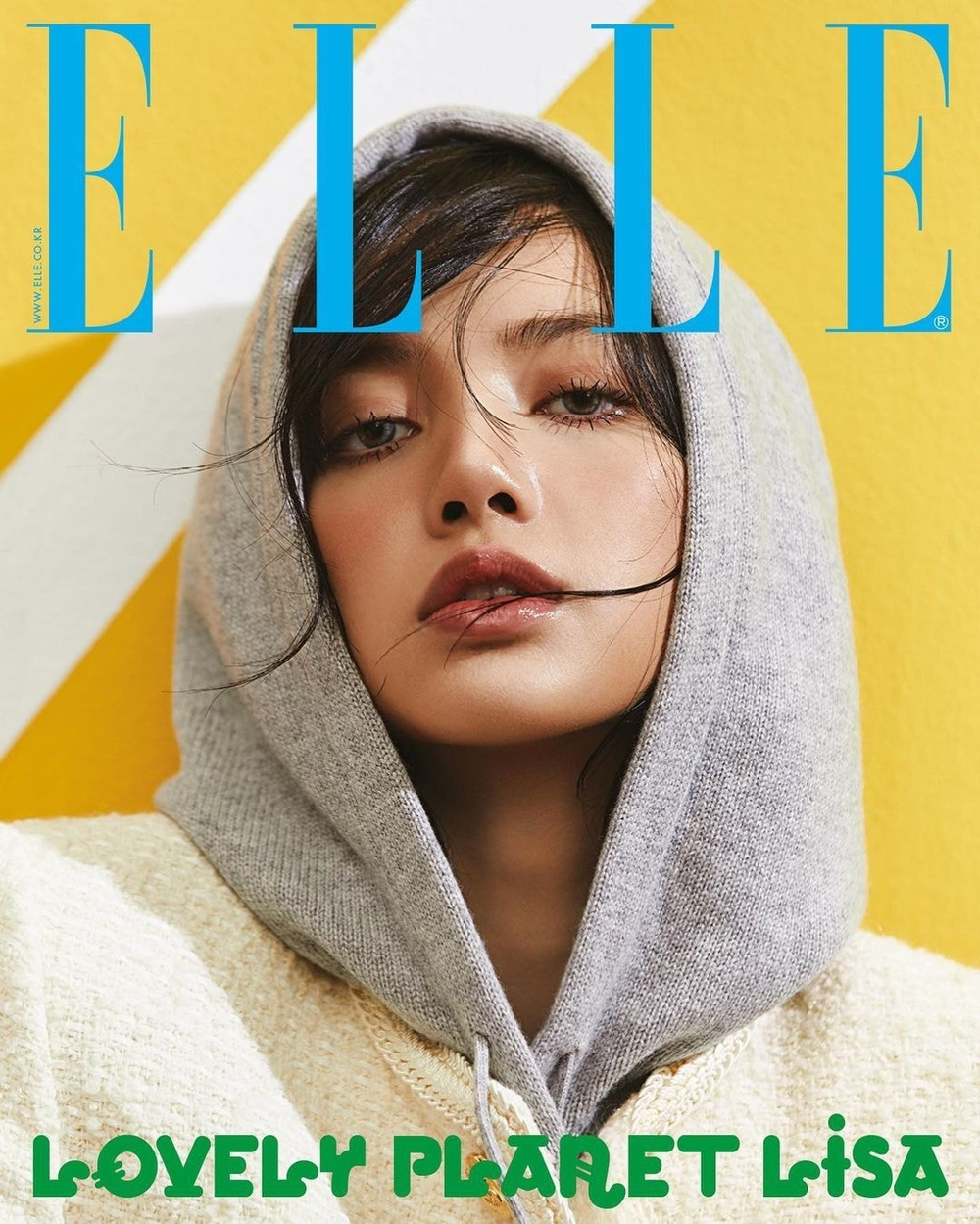 Lisa Black Pink khoe body 'vạn người mê' xứng danh nàng thơ Celine trên tạp chí Elle Ảnh 2