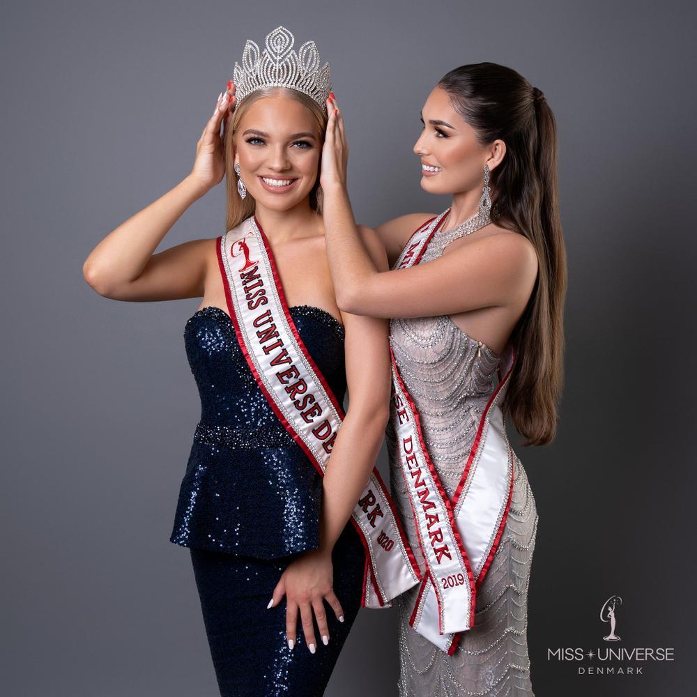 Đại diện Đan Mạch đối đầu Khánh Vân tại Miss Universe: Từng thất bại trước Đỗ Mỹ Linh ở Miss World? Ảnh 1