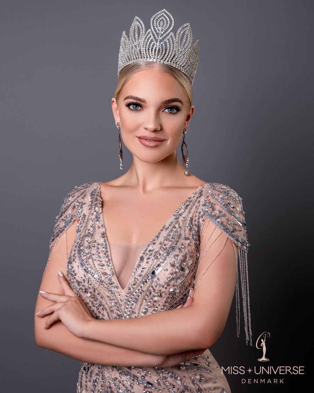 Đại diện Đan Mạch đối đầu Khánh Vân tại Miss Universe: Từng thất bại trước Đỗ Mỹ Linh ở Miss World? Ảnh 4