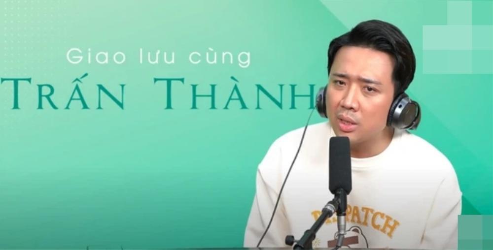 Trấn Thành: 'Tôi rất tiếc vì không được làm một producer âm nhạc' Ảnh 2
