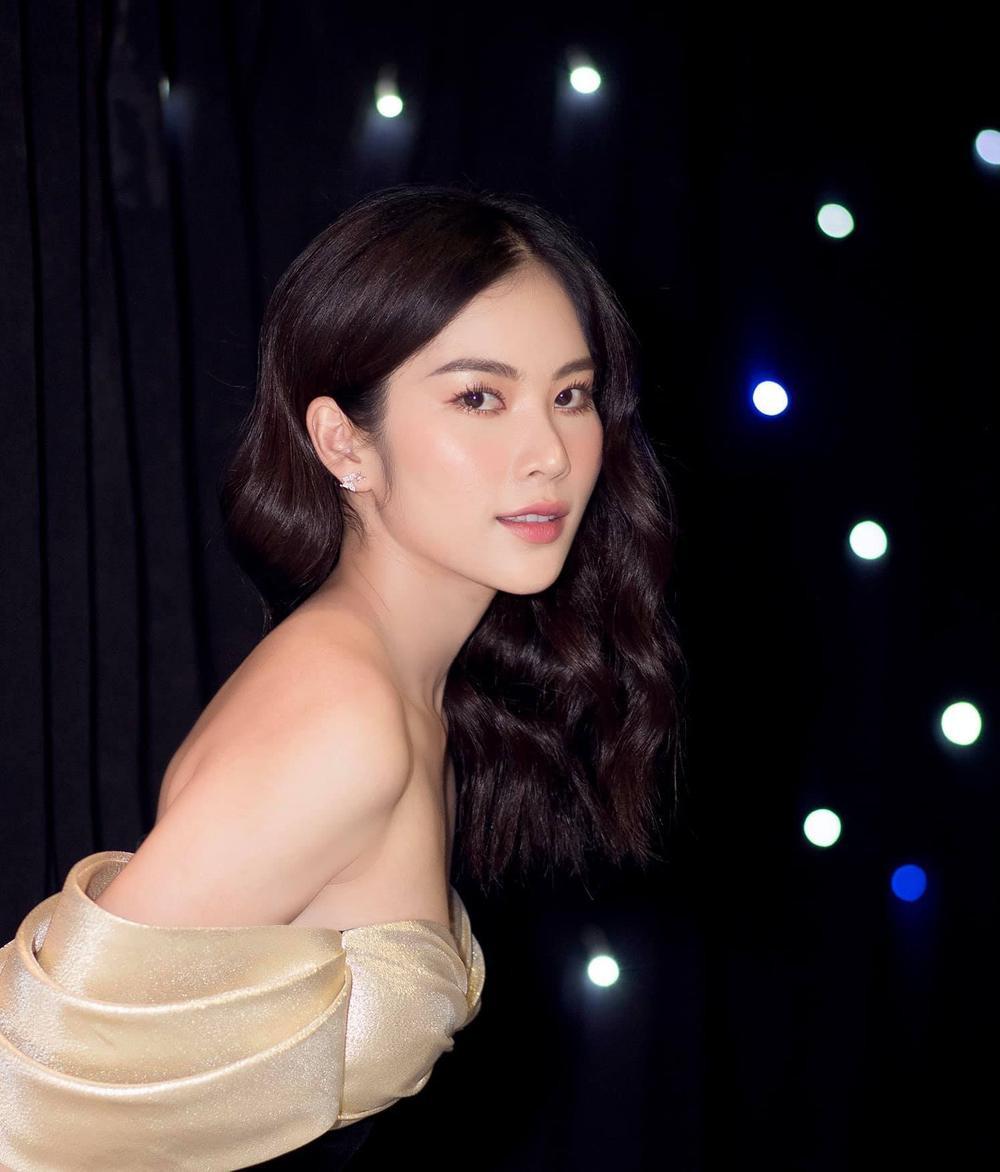 Lệ Nam nguyện ăn chay trọn kiếp hậu ghi danh đấu trường nhan sắc Miss Universe Việt nam 2021 Ảnh 5