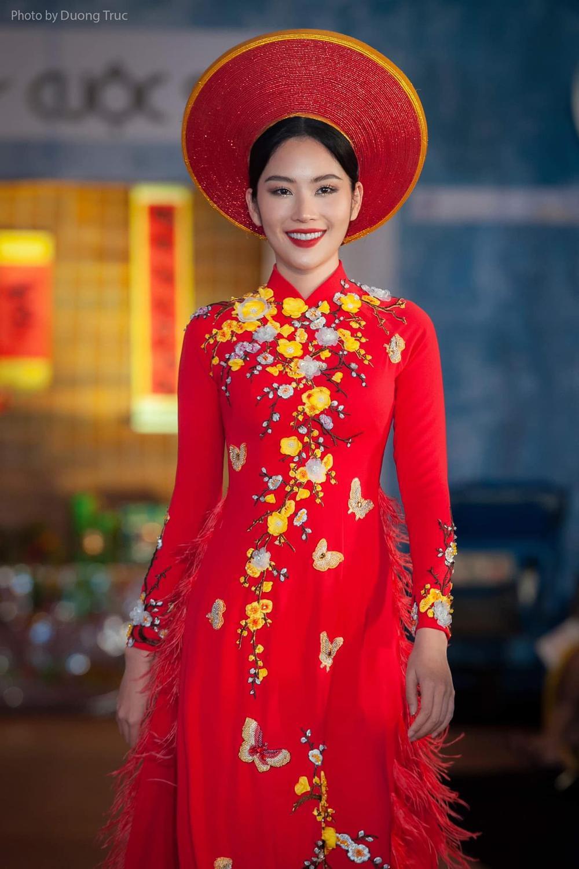 Lệ Nam nguyện ăn chay trọn kiếp hậu ghi danh đấu trường nhan sắc Miss Universe Việt nam 2021 Ảnh 4