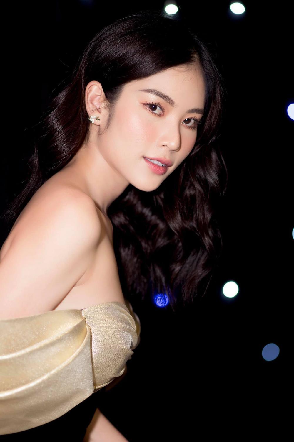 Lệ Nam nguyện ăn chay trọn kiếp hậu ghi danh đấu trường nhan sắc Miss Universe Việt nam 2021 Ảnh 6