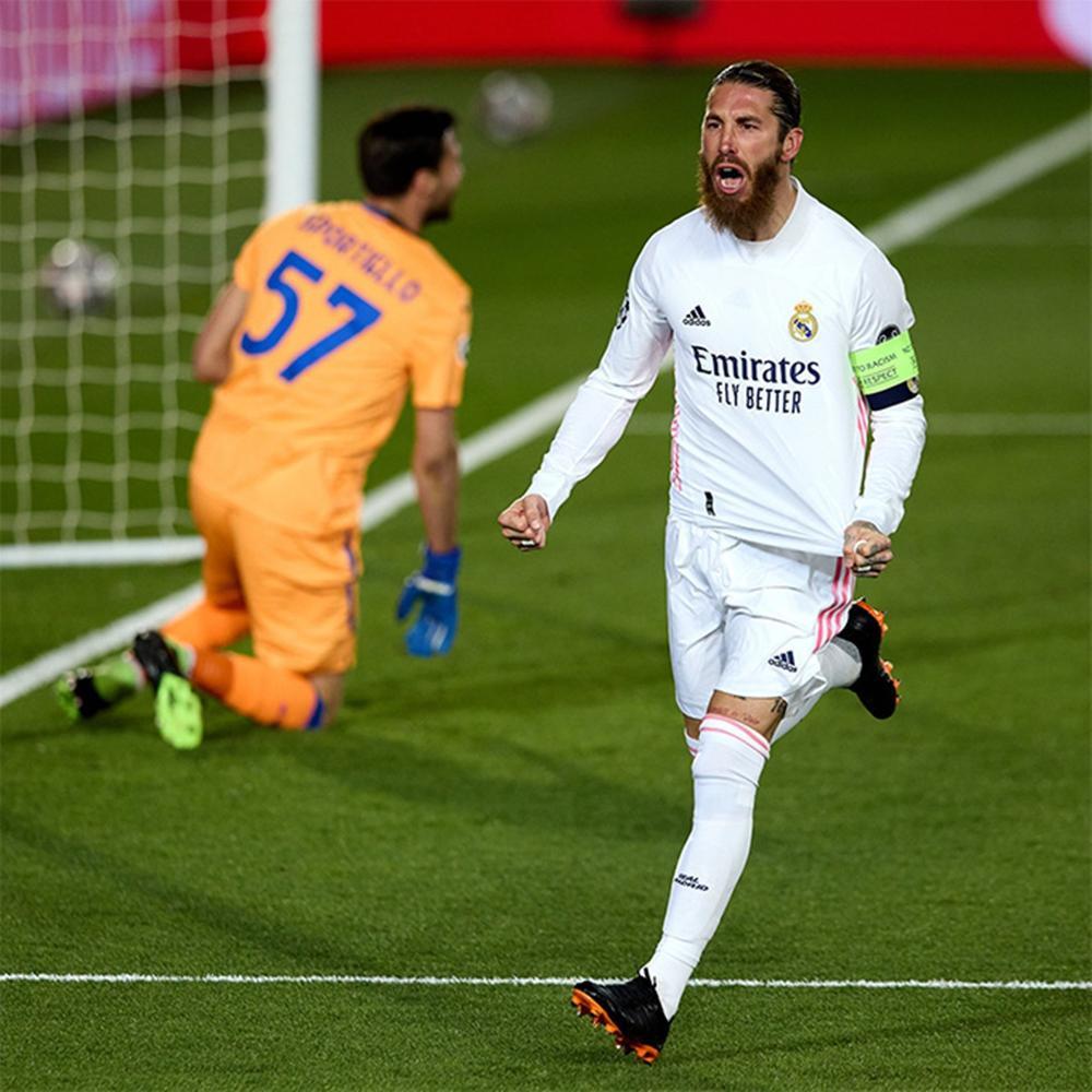 Real Madrid vào tứ kết Champions League: Khác biệt ở đẳng cấp và kinh nghiệm Ảnh 1