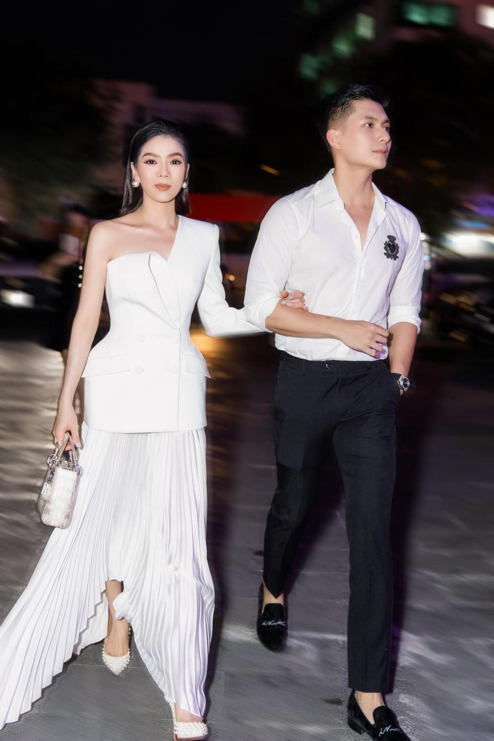 Phản ứng của Lâm Bảo Châu khi nghe Lệ Quyên chia sẻ chuyện lấy chồng Ảnh 6