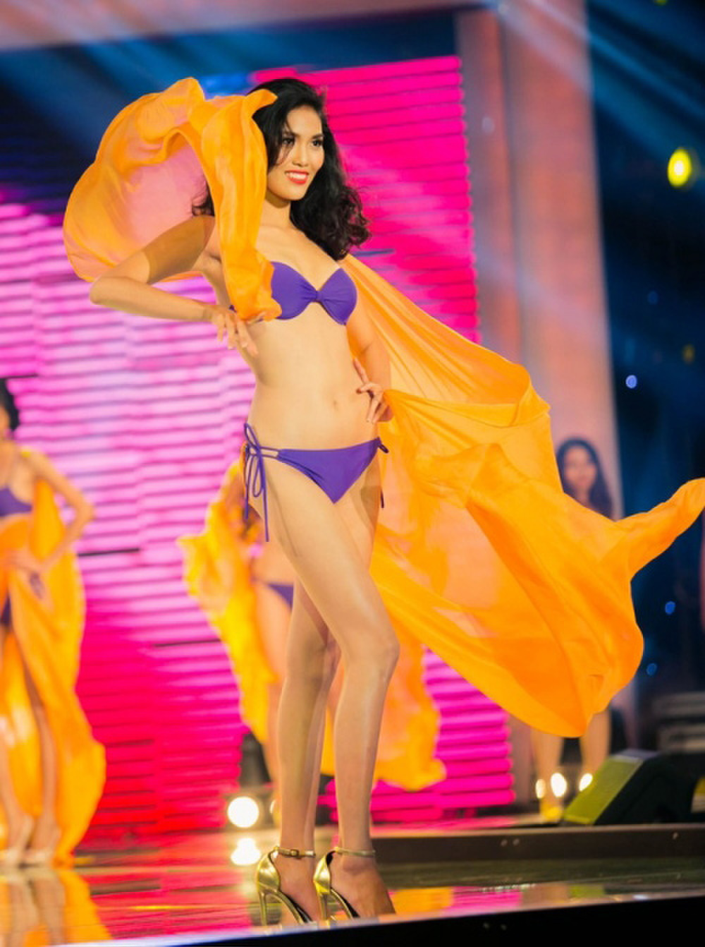 Tài sắc Mẫu Việt: Lan Khuê, Minh Tú - mẫu số chung từng out top đến vinh danh toả sáng Ảnh 3